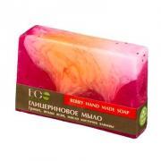 Глицериновое мыло ягодное ECOLAB 130 гр.