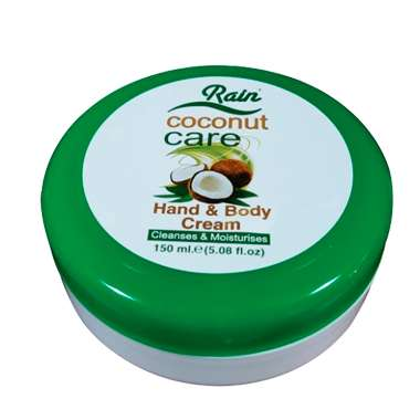 Coconut care hand & body cream Sera Cosmetics 150 мл.