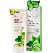 Пенка для умывания Foam cleanser (Cucumber) 180 мл.