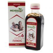 Бальзам для всей семьи Витам-Уз ПЛЮС 6 витаминов Mehrigiyo 200 мл.
