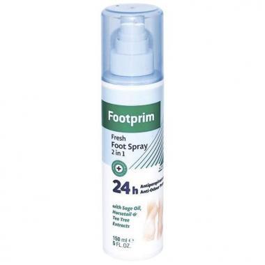 Дезодорант Антиперспирант для ног 2в1 Fresh Foot Spray 150 мл.