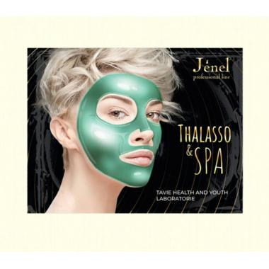 Биоколлагеновая маска для лица Thalasso & SPA Jenel