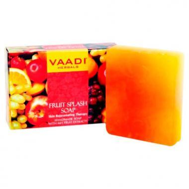 Мыло фруктовый всплеск 75 гр.