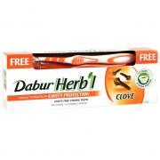 Зубная паста Dabur Herb'l Clove 150 гр. + зубная щётка