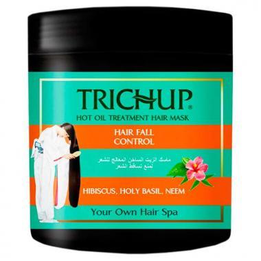 Маска против выпадения волос Trichap Hair Fall Control VASU 500 гр.