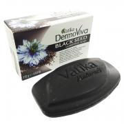 Натуральное мыло с чёрным тмином Vatika Dermo Viva 115 гр.