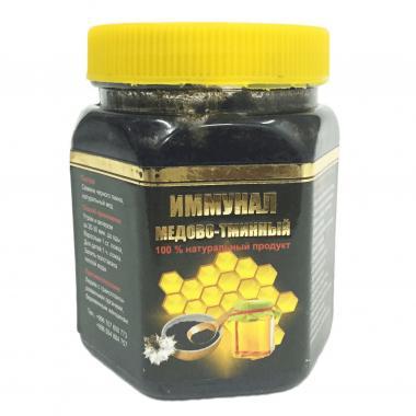 Черный тмин с медом Сеадан «Иммунал» 400 гр.