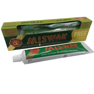 Зубная паста с Miswak + щётка