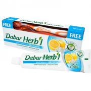 Зубная паста Dabur Herb'l - соль и лимон 150 гр.