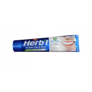 Зубная паста Dabur Herb'l Smokers  150 гр.