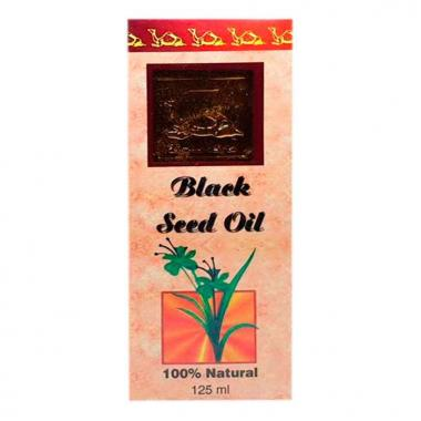 Масло черного тмина Золотой Верблюд 125 мл.