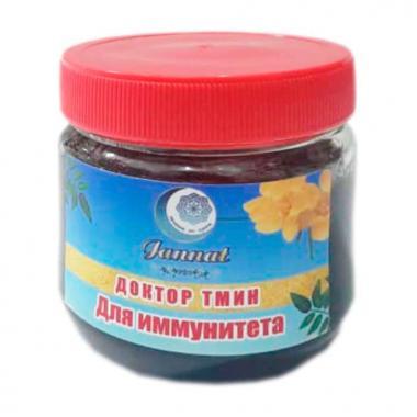 Для иммунитета «Доктор тмин» Jannat 250 мл.