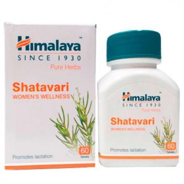 Shatavari Женское здоровье Himalaya 60 шт.