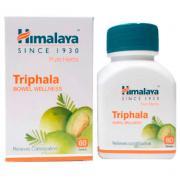 Triphala Здоровье кишечника Himalaya 60 шт.