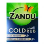 Бальзам для тела Zandu Cold Rub 25 мл.