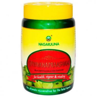 Пищевая добавка Chyawanprash NAGARJUNA 1000 гр.