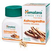 Ashvagandha общее здоровье Himalaya 60 шт.