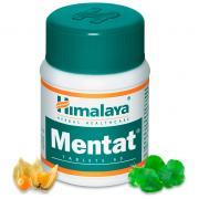 Mentat для улучшения концентрация внимания и памяти Himalaya 60 шт.