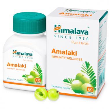 Amalaki Himalaya антиоксидант 60 таблеток