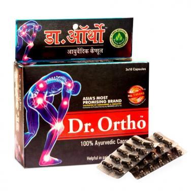 Dr.Ortho от болей в суставах 30 кап.