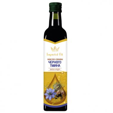 Масло семян черного тмина Imperial Oil 250 мл.