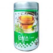 Зеленый чай Gaia Green Tea Tulsi (Базилик) 50 чашек