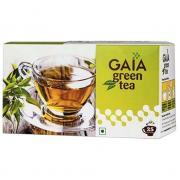 Зеленый чай Gaia Green Tea 25 пакетиков
