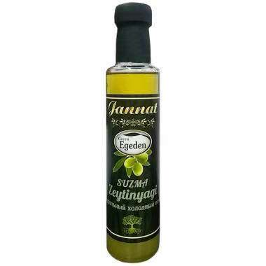 Оливковое масло первого отжима Suzma Zeytinyagi Jannat 250 мл.