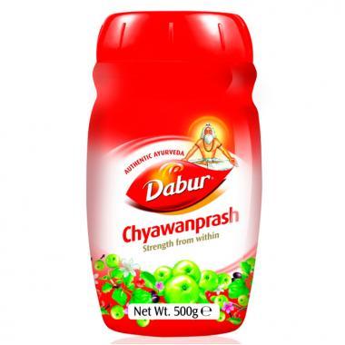 Chawanprash для иммунитета Dabur 250 гр.
